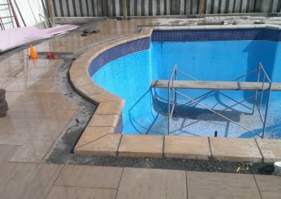 Projet Contour de piscine 0591