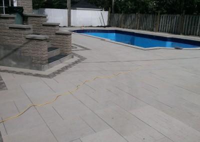 Projet Contour de piscine 0631